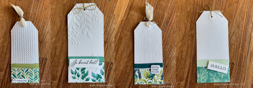 labels forever greenery