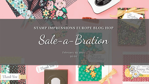 Sale a bration blog hop