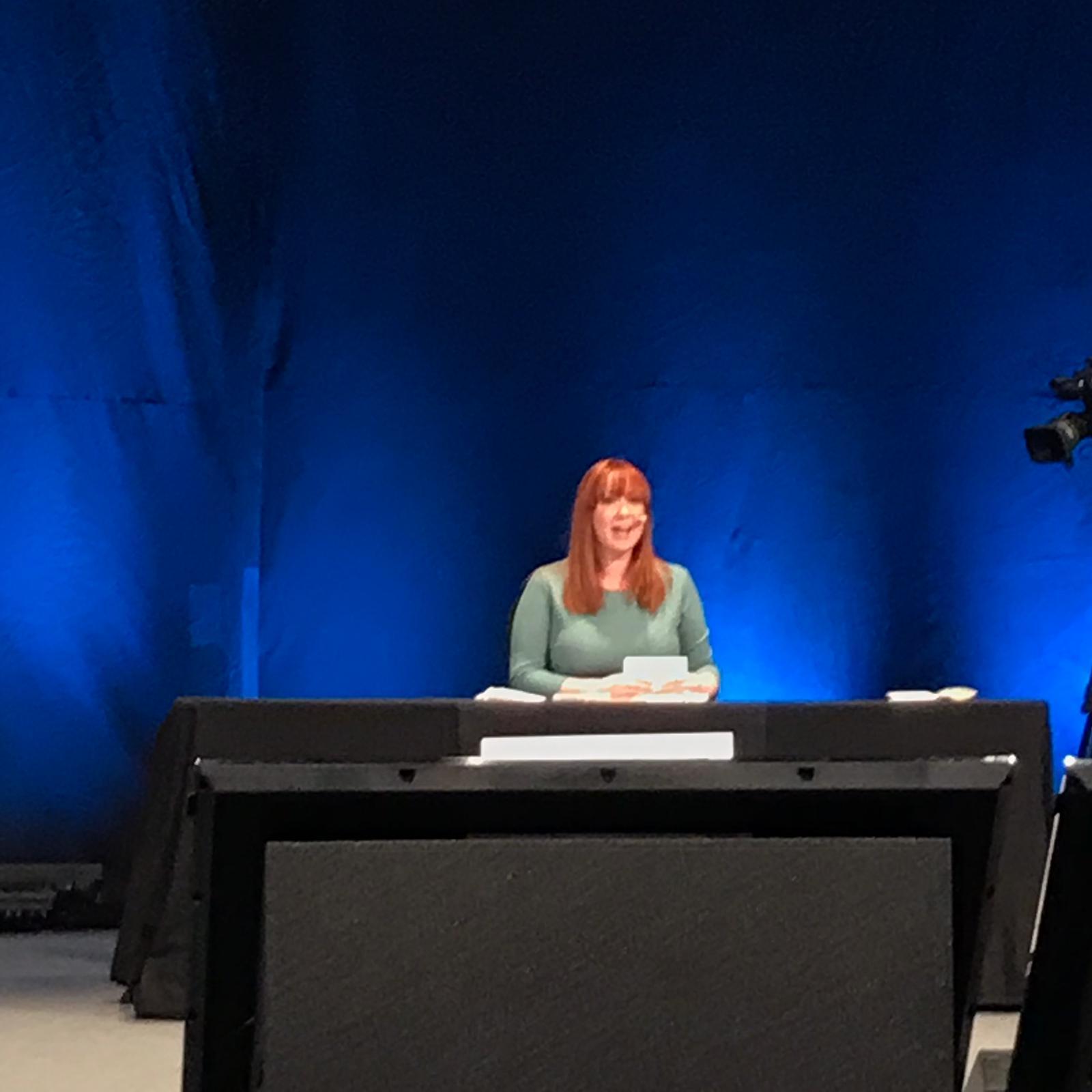 onstage 2019 presentatie Dusseldorf