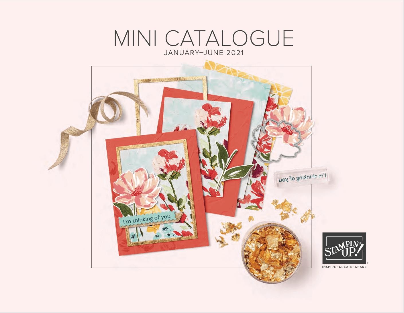 voorjaarscatalogus catalogus mini