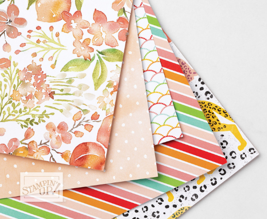 Designer series paper Designpapier