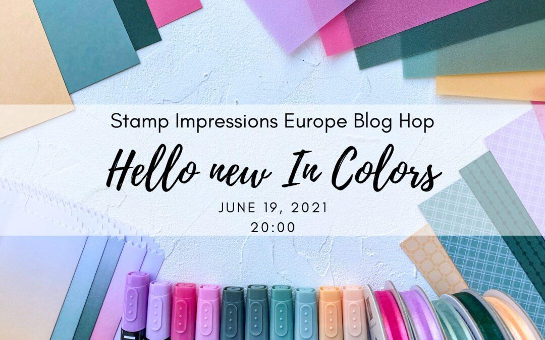 Hallo new in colors