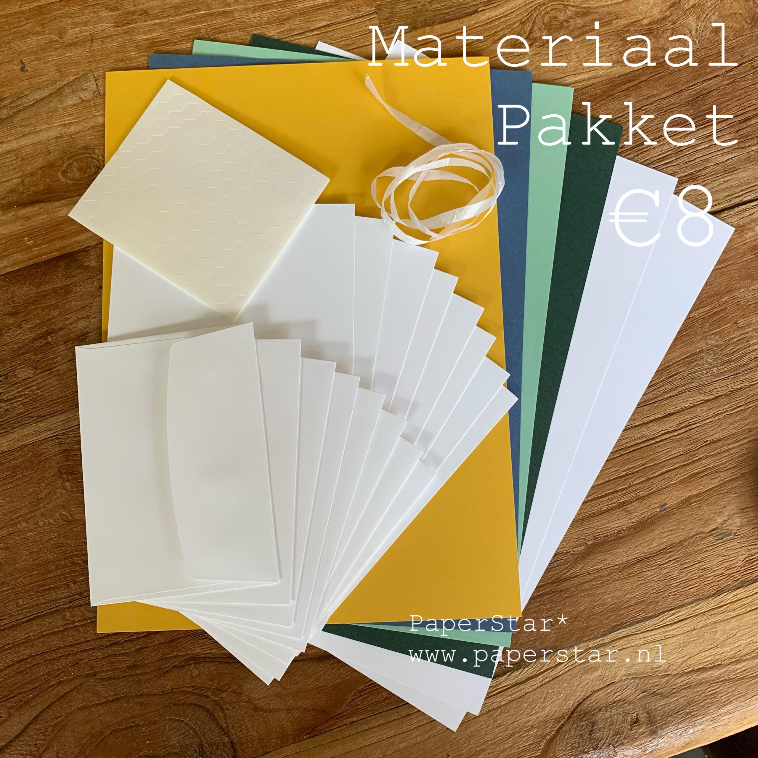 materiaalpakket