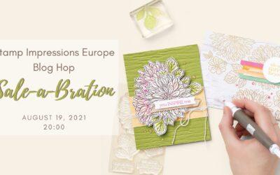 Sale A Bration – Stamp Impressions Blog Hop