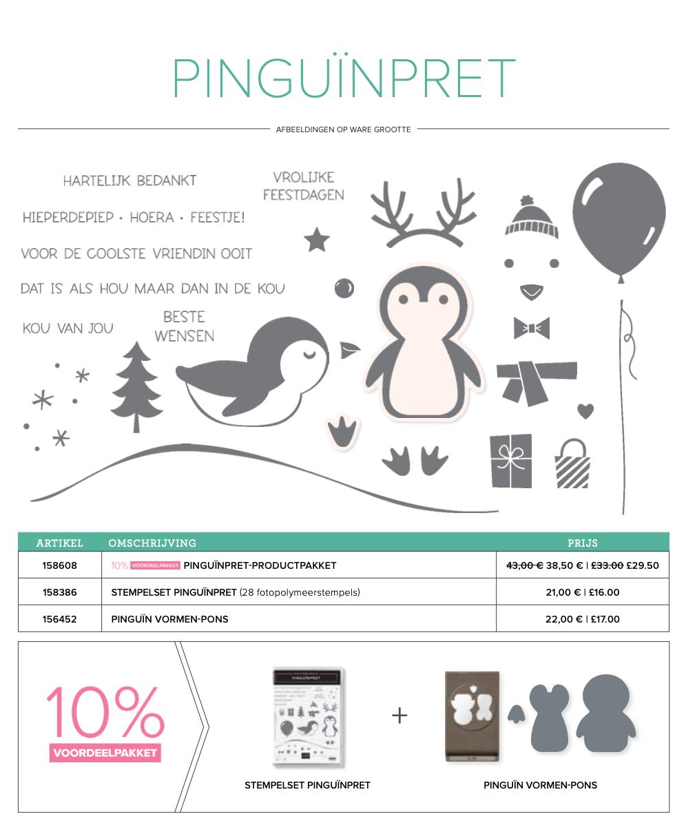 Pinguinpret