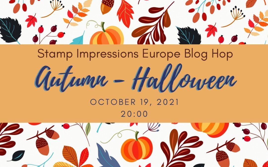 Herfst! Stamp Impressions Blog Hop